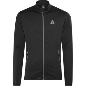 Odlo Alagna Full Zip Midlayer Men black